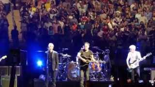 "U2 with Bruce Springsteen (HD) ""I still haven"