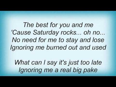 Liquido - Saturday Rocks