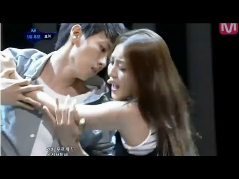 보아_Only One(Only One by BoA@Mcountdown_2012.08.02) Music Videos