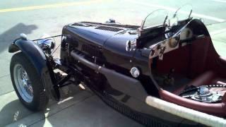 Lagonda Rapier Phoenix Special Exhaust Sound