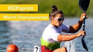 REPLAY : Thursday Semifinals | 2015 ICF Canoe Sprint World Championships | Milan