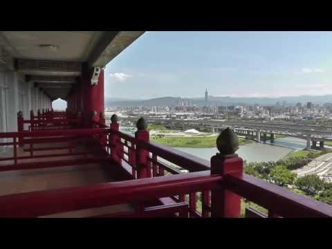 The Grand Hotel / Taipei 101 - Fastest elevator in the world