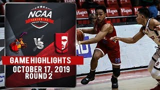CSJL vs. EAC - October 17, 2019 | Game Highlights | NCAA 95 MB