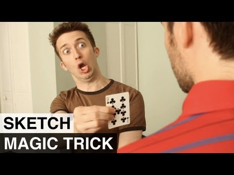 Magic Trick - Awkward Spaceship