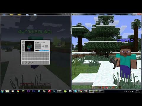 Minecraft - Plugin Nametags [ Tutorial en Español ] Nick de usuarios con colores