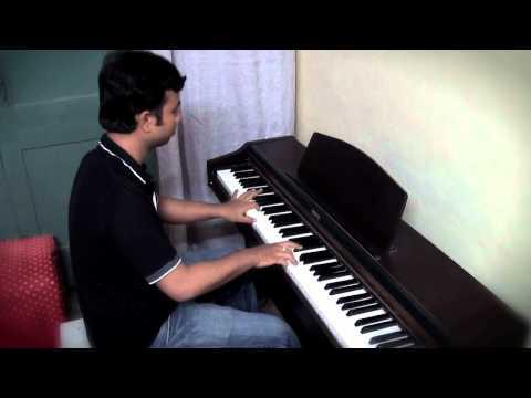 Raabta - Agent Vinod Piano Cover by Chetan Ghodeshwar