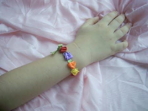 Детские браслеты (96 фото модели для девочек и мальчиков с)