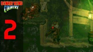 Donkey Kong Country Episode 2 Mincart Madness
