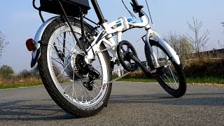 Making a Simple Electric Bike - Step By Step Conversion