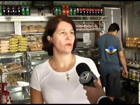 Preço do pão deve subir cerca de 5% em junho de 2012