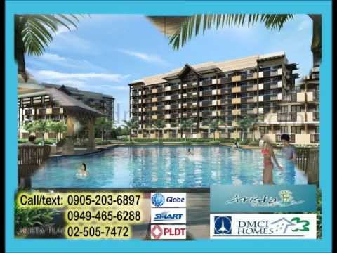 ARISTA PLACE - DMCI HOMES IN PARANAQUE CITY near Airport and Mall of Asia