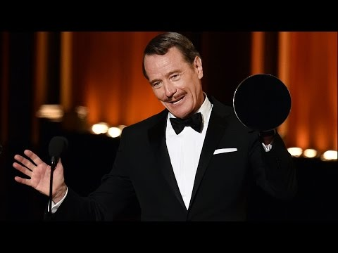Bryan Cranston Wins Fourth Emmy for Outstanding Actor Drama Emmys 2014