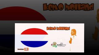 Het Wilhelmus - National Anthem of The Netherlands remix {kemo holland}