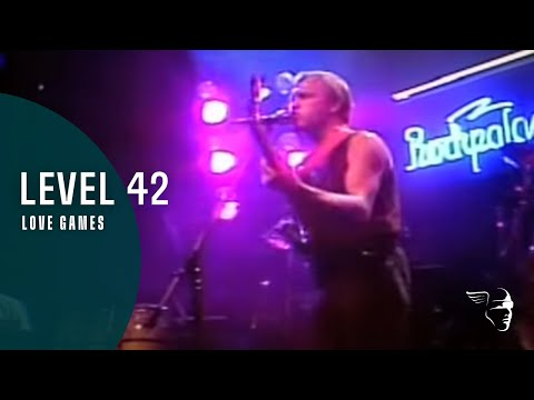 Level 42 - Love Games  (From