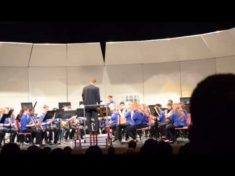 Wilde Lake Middle School Symphonic Band 'Music from the Incredibles'