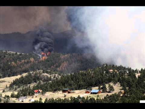 Twin Falls, Idaho: Wildfire West Of City Grows As Colorado, Utah And Montana