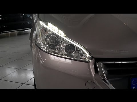 2013 Peugeot 208 1.6 VTi Allure - In Detail (1080p FULL HD)