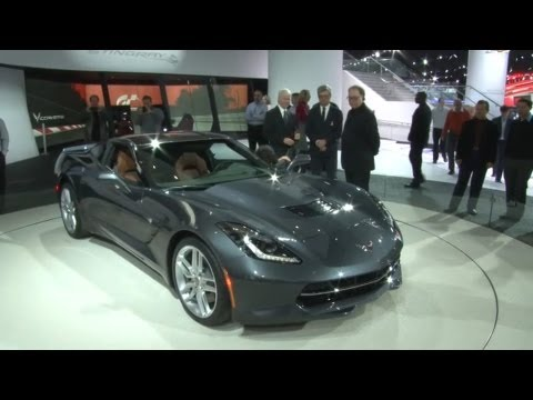 Corvette C7 Heaven - Autoline After Hours 179