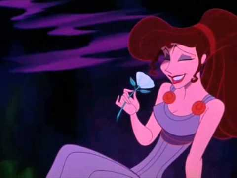 hercules disney xitan3t  cancion megara I cant believe my heart...