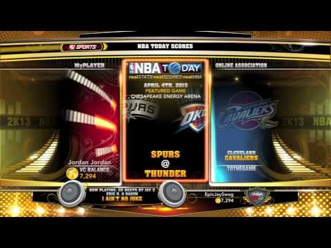 NBA 2K13: How To Get Unlimited VC: Glitch Working September 2013: PS3 And XBOX 360