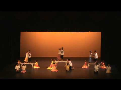 Whitney High School Club Kaibigan Pilipino Cultural Night 2014 - Rural Suite, part 2