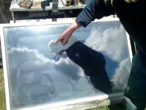 Easy diy solar hot water heater for the shower DIY.MP4