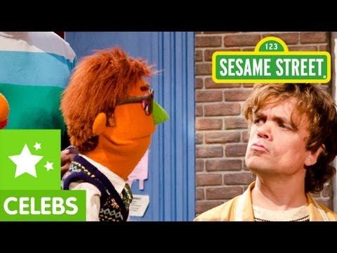 Sesame Street: Peter Dinklage in Simon Says