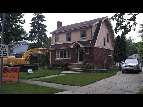 Elmhurst Home Demolition Set To Moody Piano Music