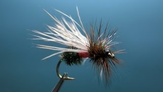 [HD] Fly tying / Wright