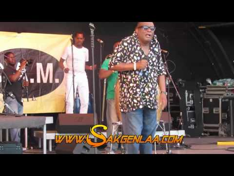 Tabou Combo - Haiti Cherie (Live @ Pre Labor Day Fest 2012)