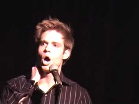 Now by Hunter Ryan Herdlicka at Scott Alans Birdland Concert, April 12th, 2010
