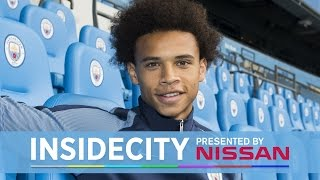 LEROY SANE'S FIRST DAY! | Inside City 202