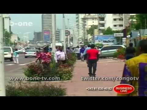Congo Business Live, juillet14