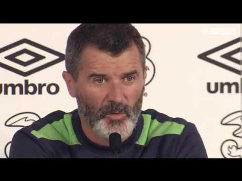 Roy Keane EURO Interview: I'd have kicked Eden Hazard