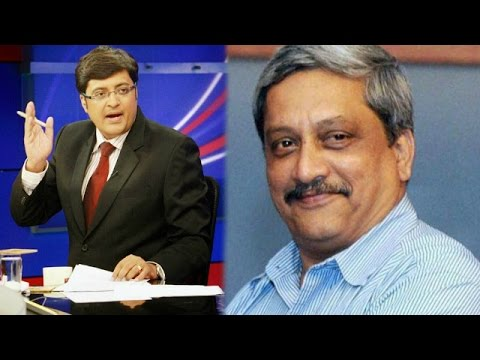 The Newshour Debate: Who compromised India's security? (23rd Jan 2015)