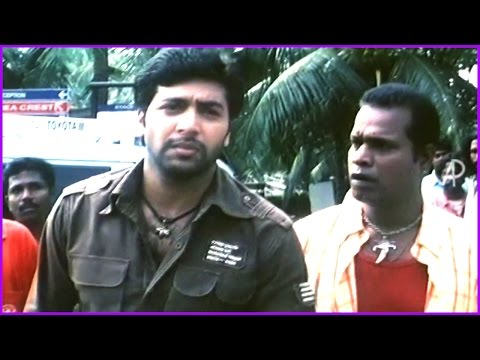 Deepavali Tamil Movie - Jayam Ravi Meets Lal To Tell His Love video