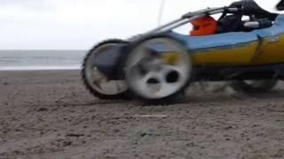 FG Baja Buggy 2WD on the beach 2