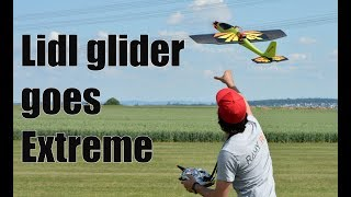 Lidl Glider goes Extremely fast!!!