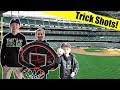 Stadium Trick Shots - Miller Park    That's Amazing