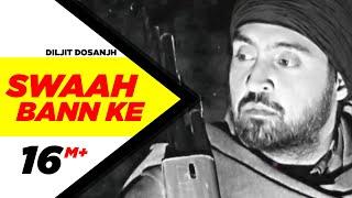 Swaah Bann Ke (Full Audio Song) | Diljit Dosanjh | Punjabi Song Collection | Speed Records