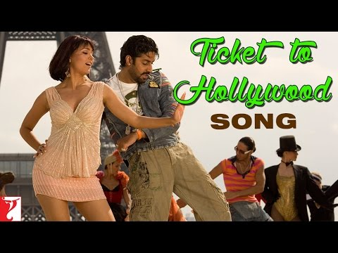 Ticket To Hollywood - Song - Jhoom Barabar Jhoom