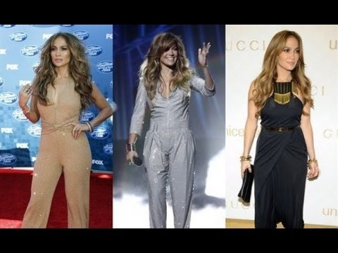 World Celebrity Inspirations - The Jumpsuit Trend