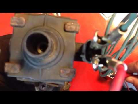Honda P1457 and P1456 Canister Vent Shut Valve Test - YouTube