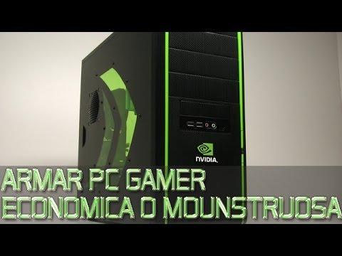 Guia: Como armar nuestra PC Gamer Economica/Cara Pieza por pieza