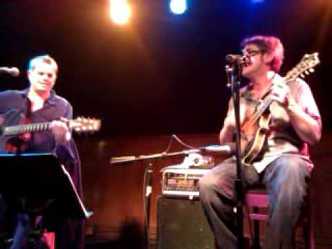 Jeff Austin (Yonder Mountain String Band) and Brendan Bayliss (Umphrey's McGee)