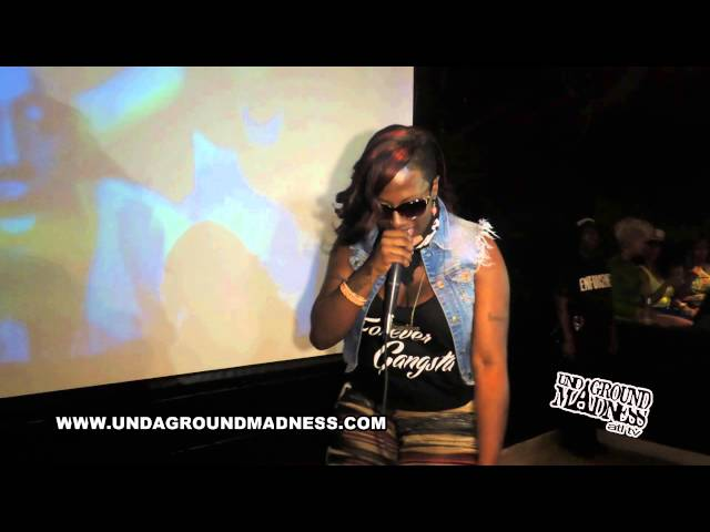 UNDAGROUND MADNESS ATL TV   GANGSTA BOO