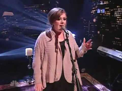 Adele - Melt My Heart To Stone (Live At Hotel Cafe)