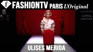 Ulises Merida Spring/Summer 2015 | Mercedes-Benz Fashion Week Madrid | FashionTV