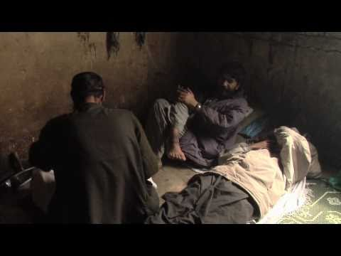 Drug Addicts In Kabul video