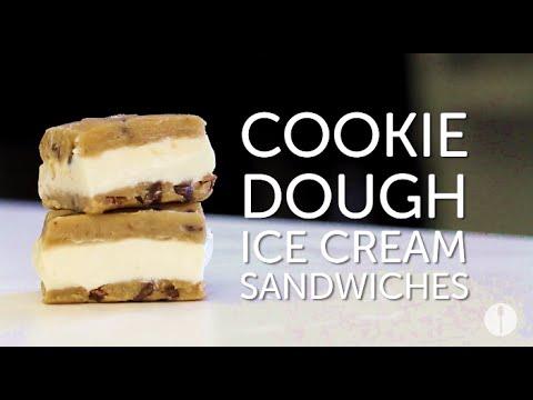Il gelato al biscotto più buono di sempre